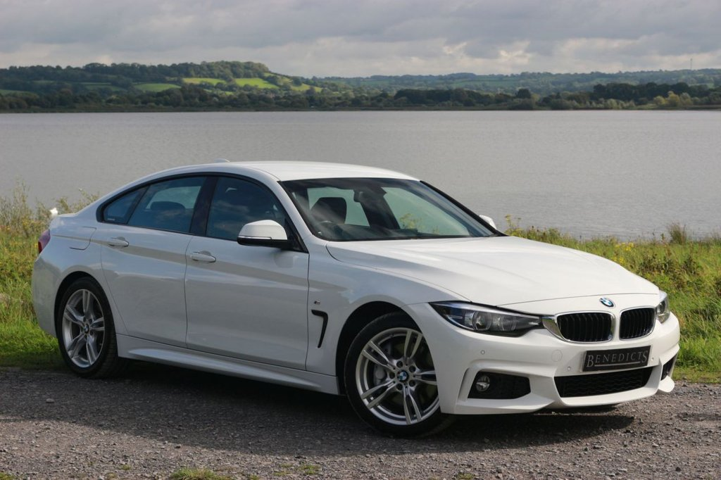 USED 2018 18 BMW 4 SERIES 3.0 440I M SPORT GRAN COUPE 4d 322 BHP