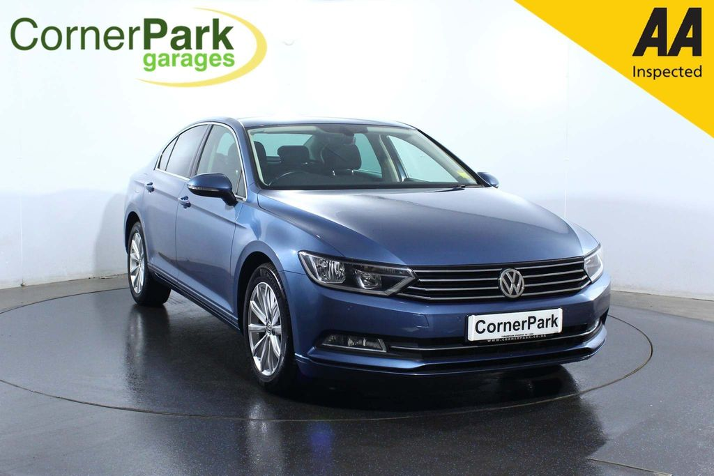 USED 2016 66 VOLKSWAGEN PASSAT 2.0 SE BUSINESS TDI BLUEMOTION TECH DSG 4d 148 BHP SAT NAV - BLUETOOTH - ALLOYS