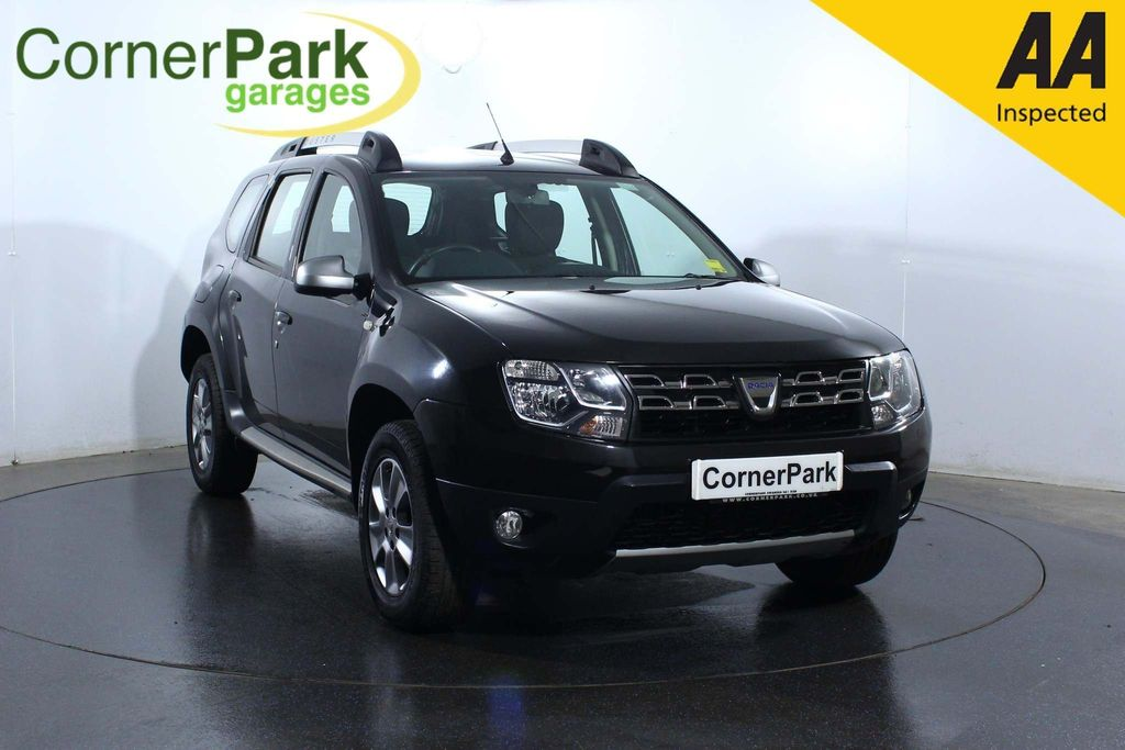 USED 2018 67 DACIA DUSTER 1.2 LAUREATE TCE 5d 125 BHP CRUISE CONTROL - SPEED LIMITER