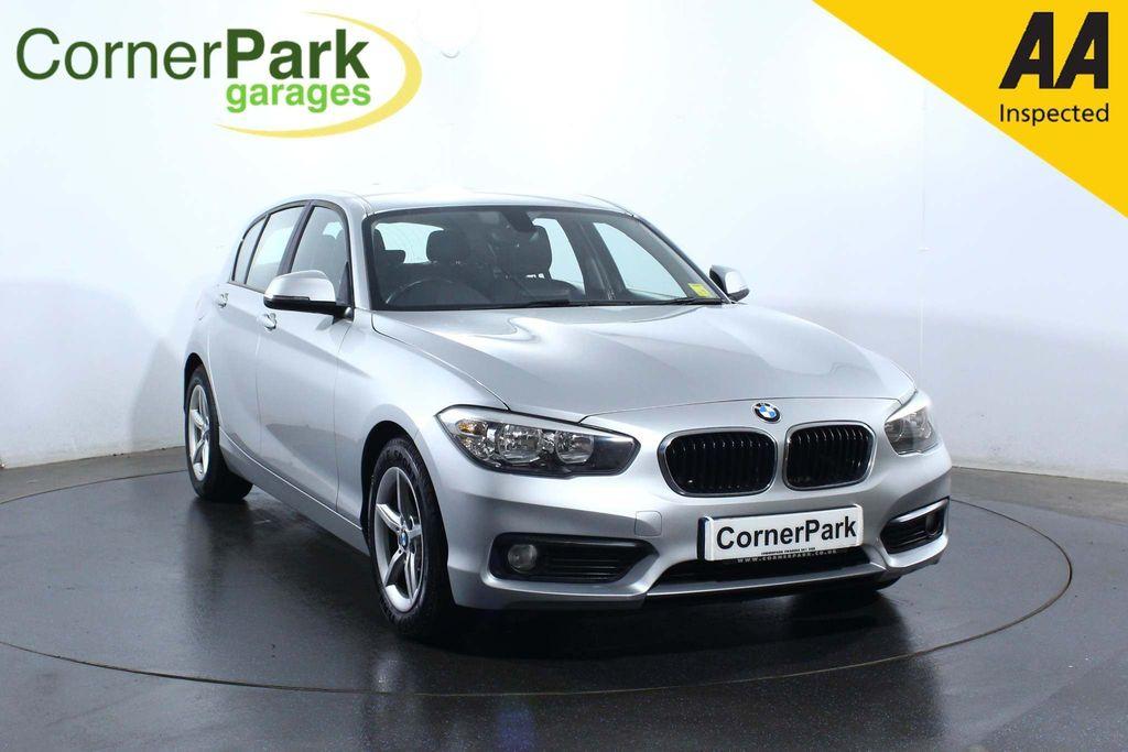 USED 2015 65 BMW 1 SERIES 1.5 116D ED PLUS 5d 114 BHP CRUISE CONTROL - SAT NAV