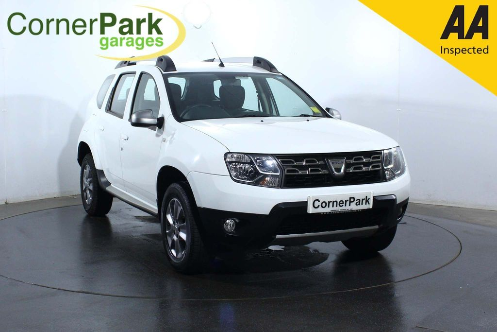 USED 2017 17 DACIA DUSTER 1.2 LAUREATE TCE 5d 125 BHP CRUISE CONTROL - ALLOY WHEELS