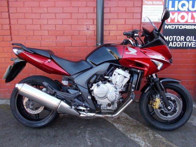 2011 11 HONDA CBF 600 SA -A