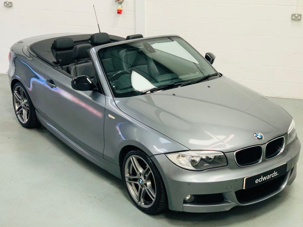 USED 2012 12 BMW 1 SERIES 2.0 123D SPORT PLUS EDITION 2d 202 BHP