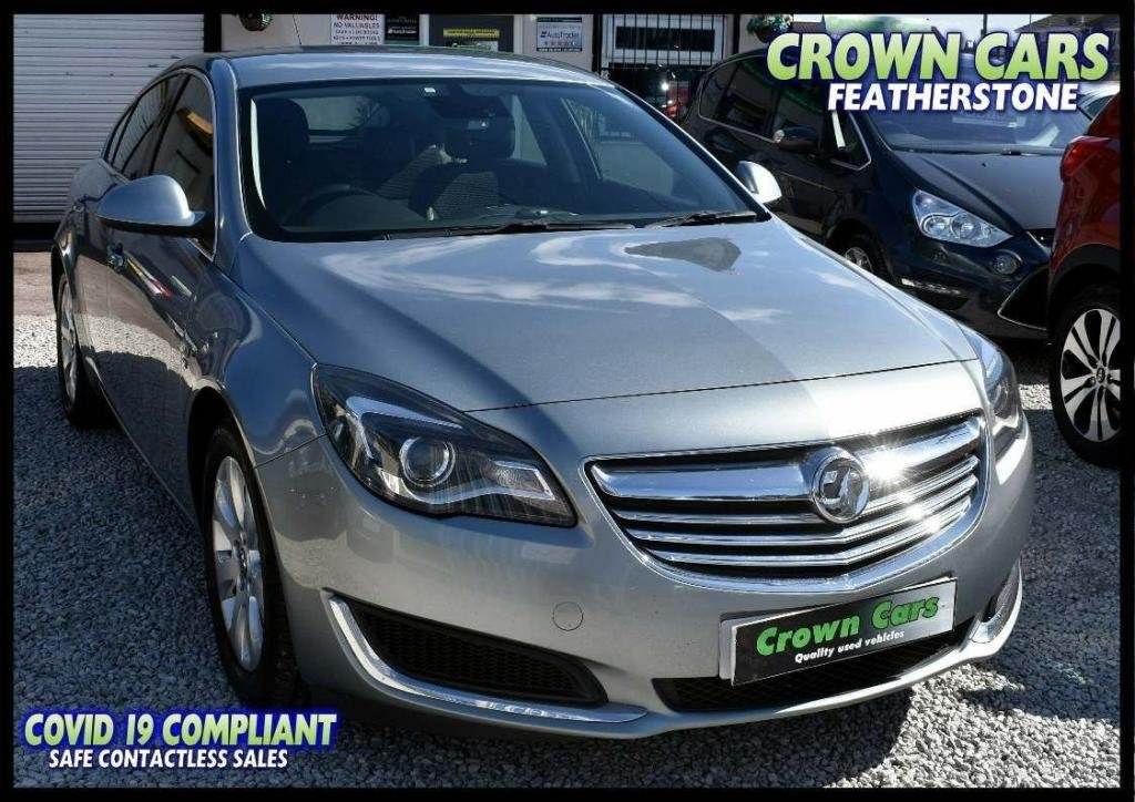 USED 2013 63 VAUXHALL INSIGNIA 2.0 CDTi ecoFLEX SE (s/s) 5dr AMAZING LOW RATE FINANCE DEALS
