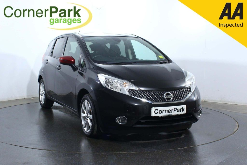 USED 2014 14 NISSAN NOTE 1.2 ACENTA PREMIUM DIG-S 5d 98 BHP SAT NAV - BLUETOOTH - ALLOYS