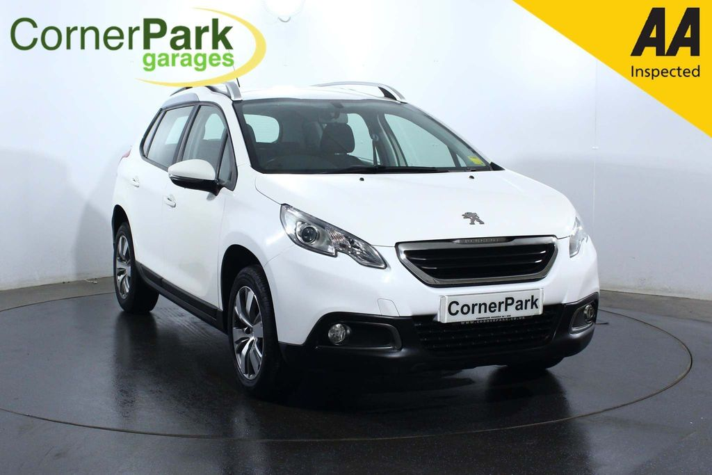USED 2014 14 PEUGEOT 2008 1.2 ACTIVE 5d 82 BHP ROOF RAILS - CRUISE CONTROL
