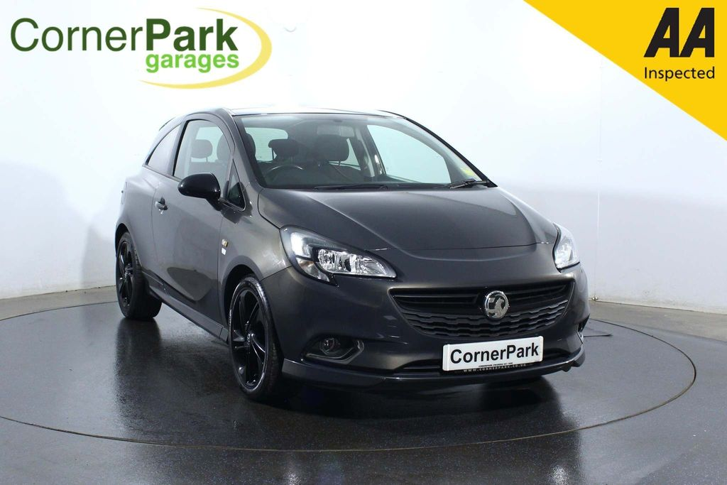 USED 2015 15 VAUXHALL CORSA 1.0 LIMITED EDITION ECOFLEX S/S 3d 113 BHP BLUETOOTH - CRUISE CONTROL