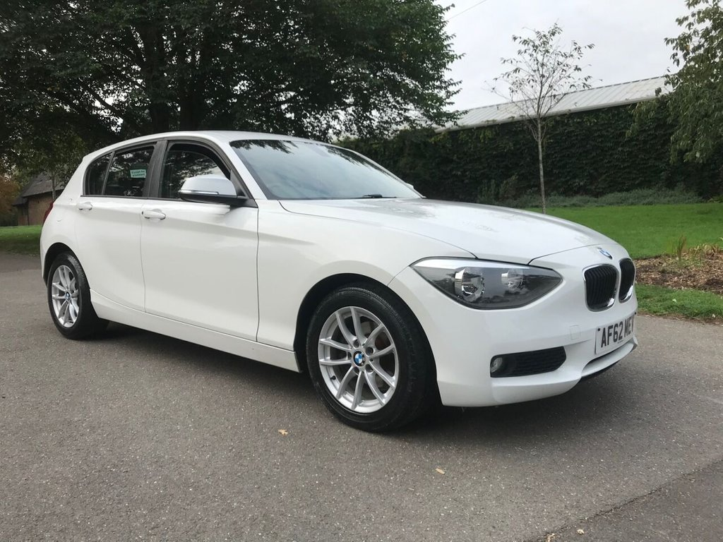 USED 2012 62 BMW 1 SERIES 1.6 116I SE 5d 135 BHP 1 FORMER OWNER, FULL HISTORY