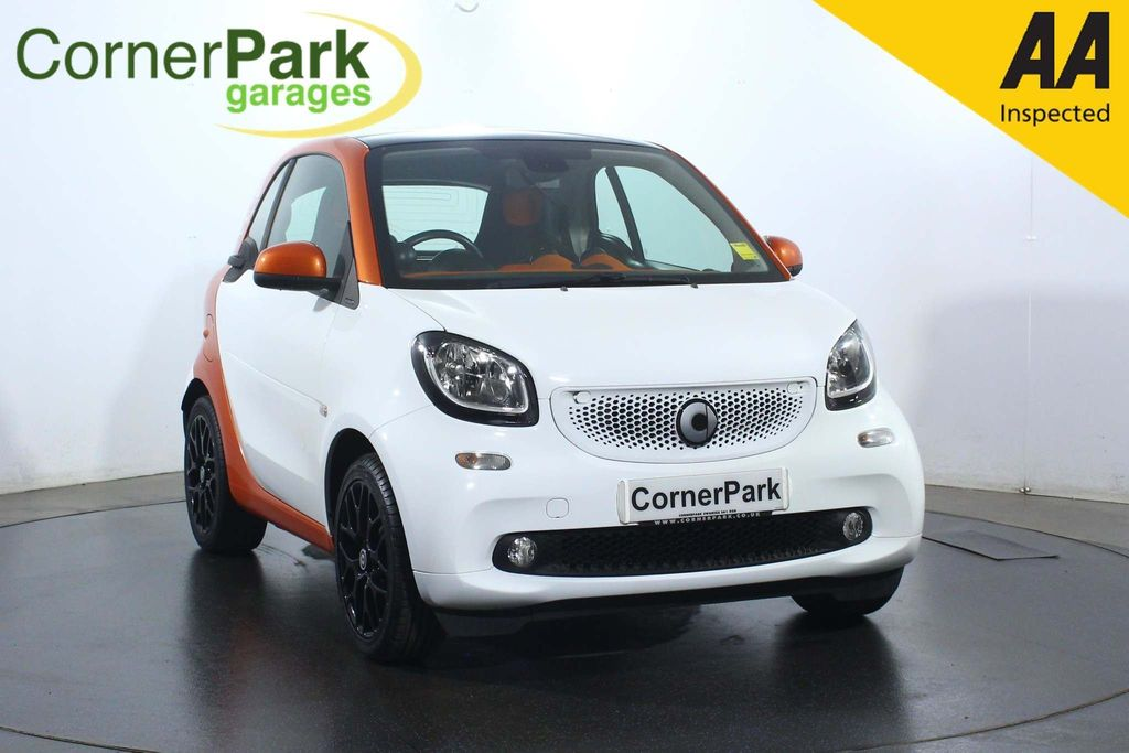 USED 2015 64 SMART FORTWO 1.0 EDITION1 2d 71 BHP CRUISE CONTROL - SAT NAV