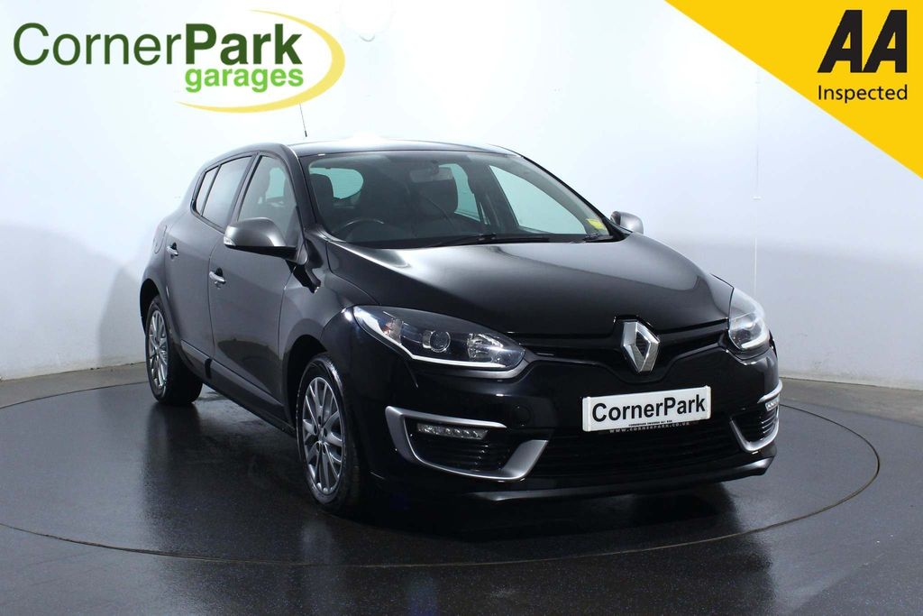 USED 2014 14 RENAULT MEGANE 1.5 KNIGHT EDITION ENERGY DCI S/S 5d 110 BHP CRUISE CONTROL - REAR SENSORS