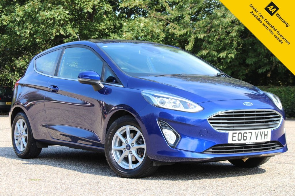 USED 2017 67 FORD FIESTA 1.1 ZETEC 3d 85 BHP ** 1 OWNER ** FULL SERVICE HISTORY ** BRAND NEW ADVISORY FREE MOT ** £1000 UPGRADED FORD SYNC 3 SAT NAV SYSTEM WITH B&O 360 DEGREE 10 SPEAKER SOUND SYSTEM ** LOW RATE £0 DEPOSIT FINANCE AVAILABLE ** NATIONWIDE DELIVERY AVAILABLE ** CLICK & COLLECT AVAILABLE **