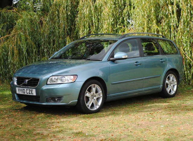 2010 10 VOLVO V50 1.6 D DRIVE SE 5d 109 BHP