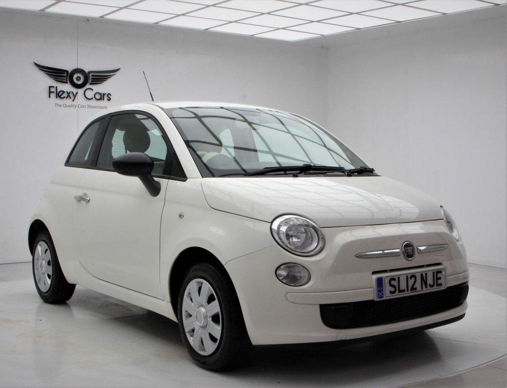 USED 2012 12 FIAT 500 1.2 POP 3d 69 BHP