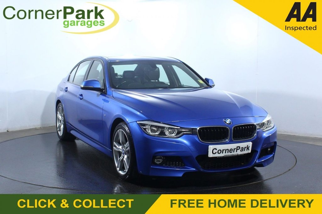 USED 2017 17 BMW 3 SERIES 2.0 320D M SPORT 4d 188 BHP