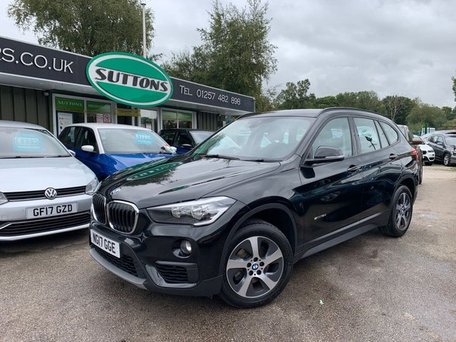 USED 2017 17 BMW X1 2.0 SDRIVE18D SE 5d 148 BHP