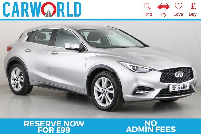 View our INFINITI Q30