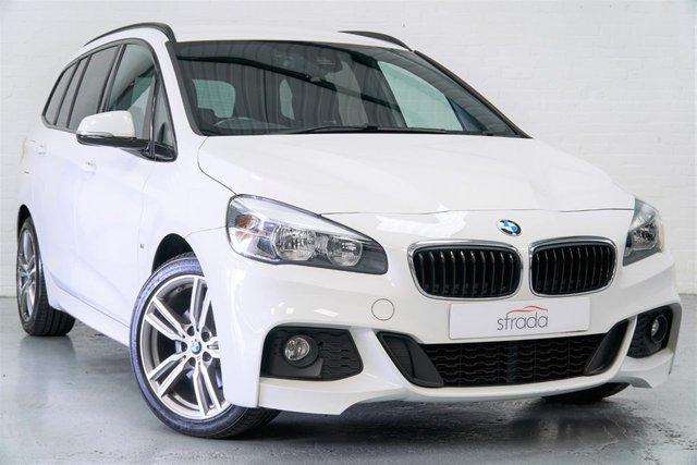2017 67 BMW 2 SERIES 1.5 218I M SPORT GRAN TOURER 5d 134 BHP