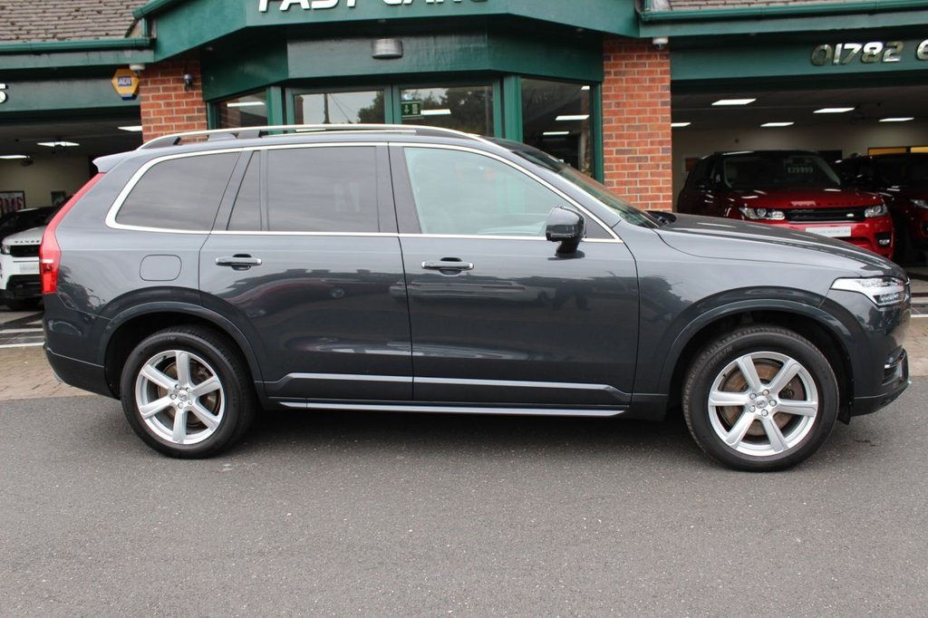 USED 2016 66 VOLVO XC90 2.0 T8 TWIN ENGINE MOMENTUM 5d 316 BHP