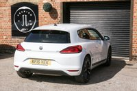USED 2016 16 VOLKSWAGEN SCIROCCO 1.4 GT TSI BLUEMOTION TECHNOLOGY 2d 123 BHP