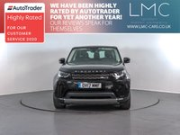 USED 2017 17 LAND ROVER DISCOVERY 3.0 TD6 SE 5d AUTO 255 BHP FULL LEATHER-SAT NAV-SENSORS-DAB
