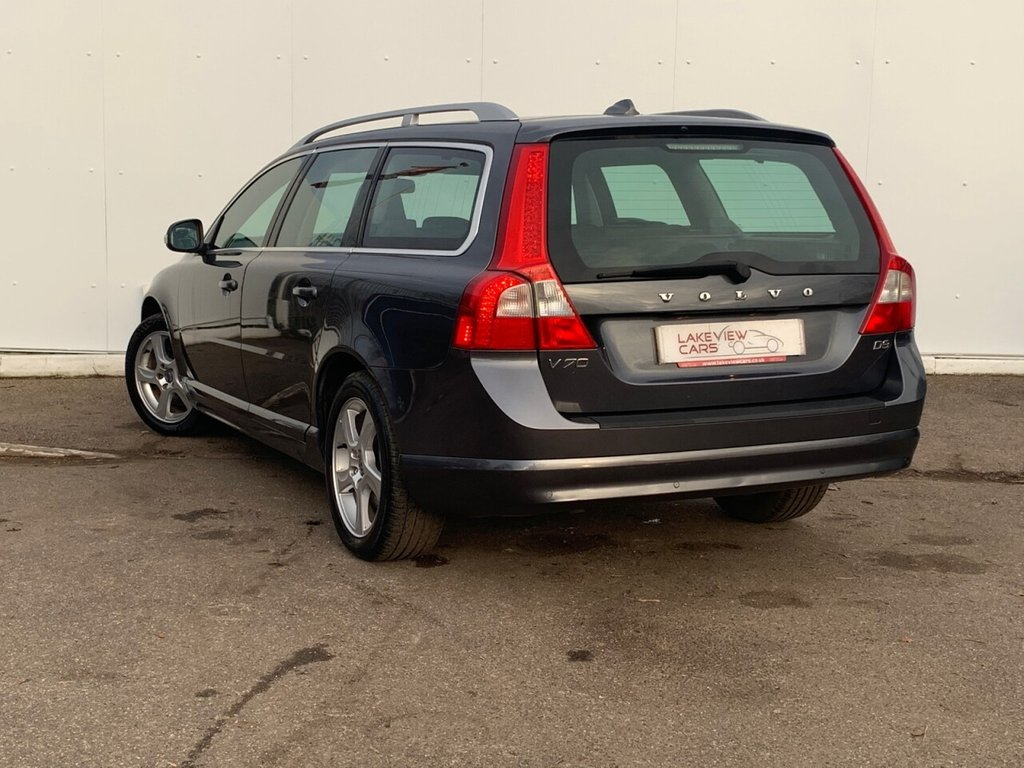 USED 2010 60 VOLVO V70 2.0 D3 SE LUX 5d 161 BHP