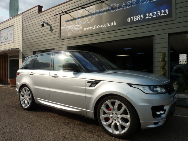 2016 16 LAND ROVER RANGE ROVER SPORT 3.0 HEV AUTOBIOGRAPHY DYNAMIC 5d 336 BHP