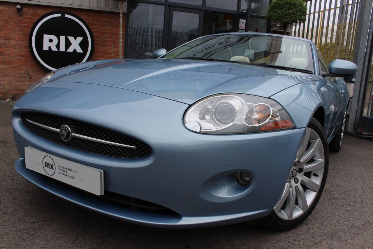 Used JAGUAR XK for sale