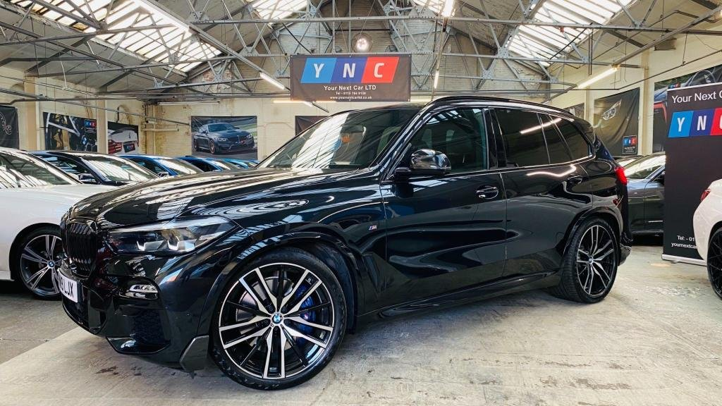 USED 2019 19 BMW X5 3.0 30d M Sport Auto xDrive (s/s) 5dr MPLUS&TECH  M PERFORMANCE KIT