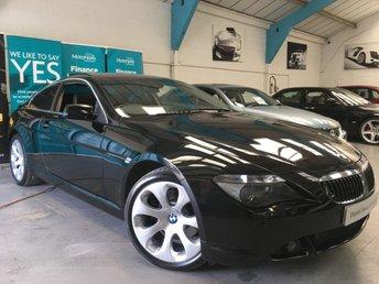 2004 BMW 6 SERIES 4.4 645CI 2d 329 BHP £6990.00