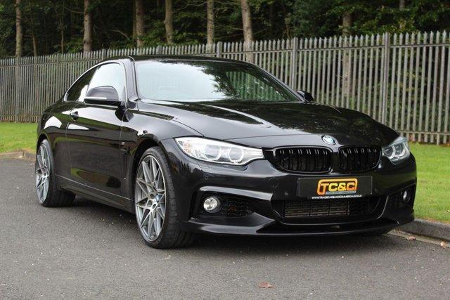 2015 15 BMW 4 SERIES 3.0 435D XDRIVE M SPORT 2d 309 BHP