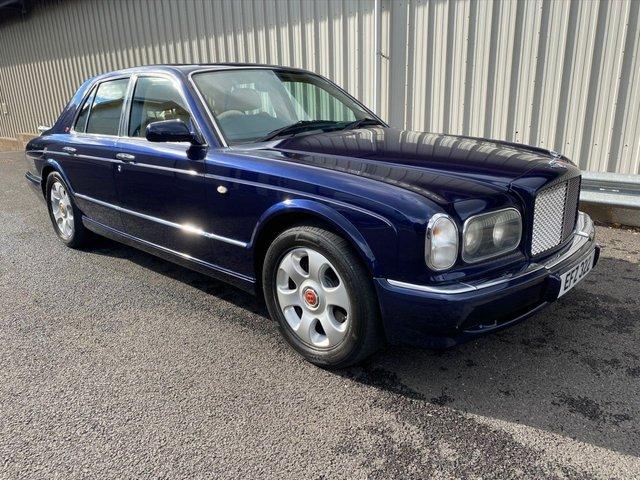 1999 BENTLEY ARNAGE 4.4 V8 4d 349 BHP