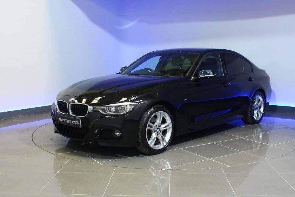 USED 2018 68 BMW 3 SERIES 2.0 320d BluePerformance M Sport Auto (s/s) 4dr HEATED SEATS - NAVIGATION