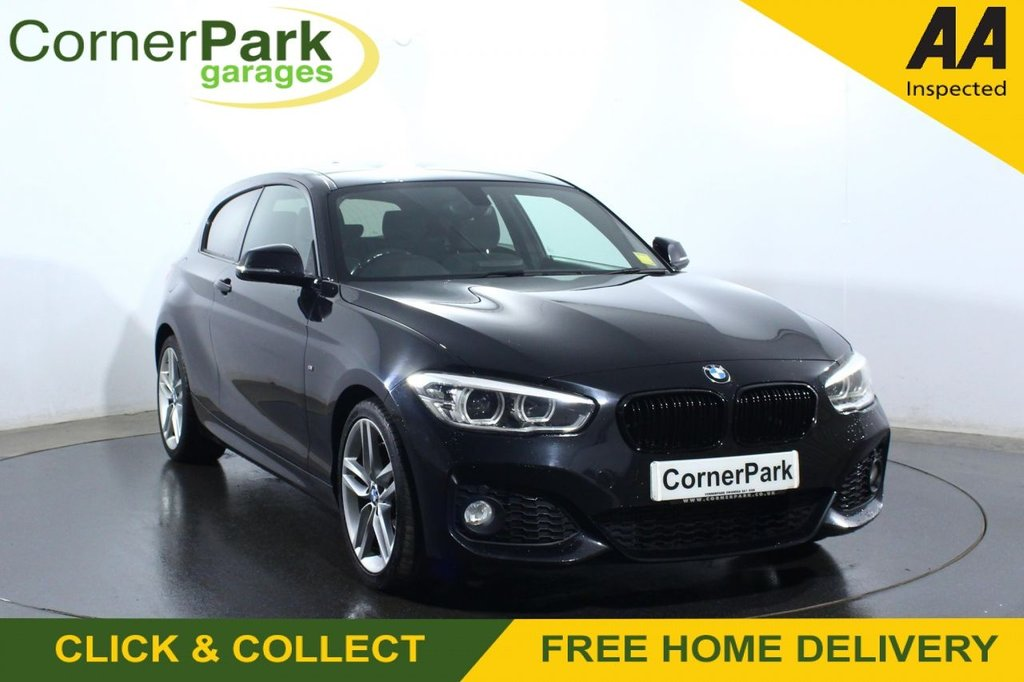 USED 2016 16 BMW 1 SERIES 1.5 118I M SPORT 3d 134 BHP HATCHBACK