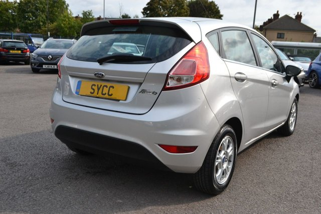 USED 2016 16 FORD FIESTA 1.5 ZETEC ECONETIC TDCI 5d 94 BHP ~ FREE ROAD TAX ~ 2 KEYS 1 OWNER ~ FREE ROAD TAX ~ 2 KEYS ~ 6 MONTHS WARRANTY ~ 6 MONTHS BREAKDOWN COVER