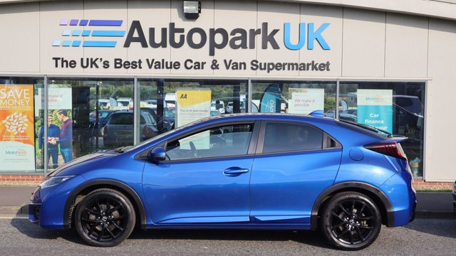 USED 2015 15 HONDA CIVIC 1.6 I-DTEC SPORT 5d 118 BHP LOW DEPOSIT OR NO DEPOSIT FINANCE AVAILABLE . COMES USABILITY INSPECTED WITH 30 DAYS USABILITY WARRANTY + LOW COST 12 MONTHS ESSENTIALS WARRANTY AVAILABLE FOR ONLY £199 .  WE'RE ALWAYS DRIVING DOWN PRICES .