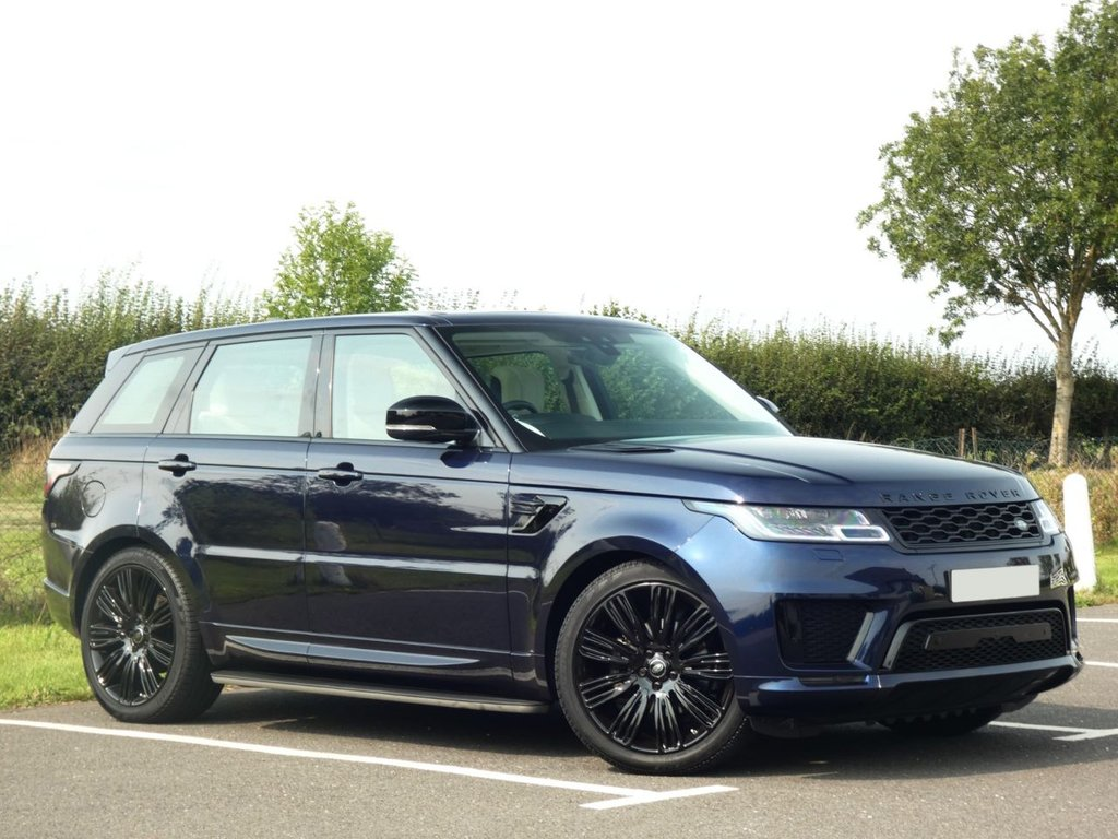 USED 2019 19 LAND ROVER RANGE ROVER SPORT 3.0 SDV6 HSE DYNAMIC 5d 306 BHP