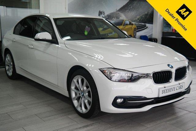 USED 2017 17 BMW 3 SERIES 2.0 320D SPORT 4d 188 BHP