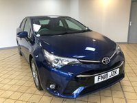 USED 2018 18 TOYOTA AVENSIS 1.6 D-4D BUSINESS EDITION 4d Family Saloon in Fantastic Condition. Recent Service plus MOT now Ready to Finance and Drive Away Today Stunning family saloon in fantastic condition