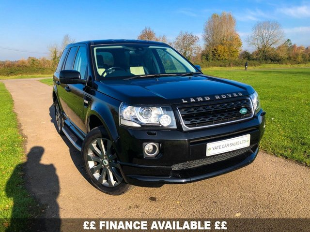 2013 63 LAND ROVER FREELANDER 2 2.2 SD4 DYNAMIC 5d 190 BHP (FREE 2 YEAR WARRANTY)