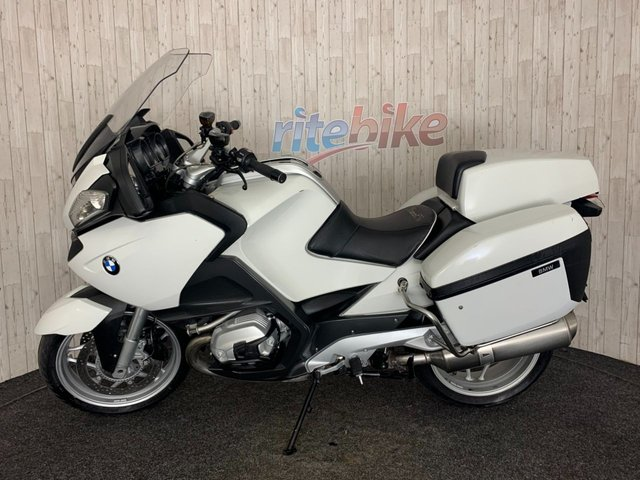 BMW R1200RT at Rite Bike