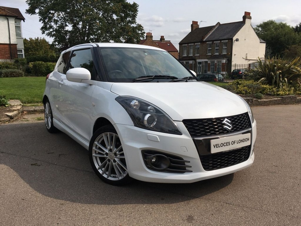 USED 2017 66 SUZUKI SWIFT 1.6 SPORT 3d 134 BHP ..UK WIDE DELIVERY AVAILABLE..