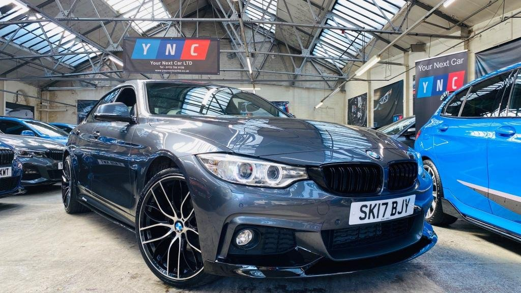 USED 2017 17 BMW 4 SERIES 2.0 420d M Sport Gran Coupe xDrive (s/s) 5dr PERFORMANCEKIT+XDRIVE+20S