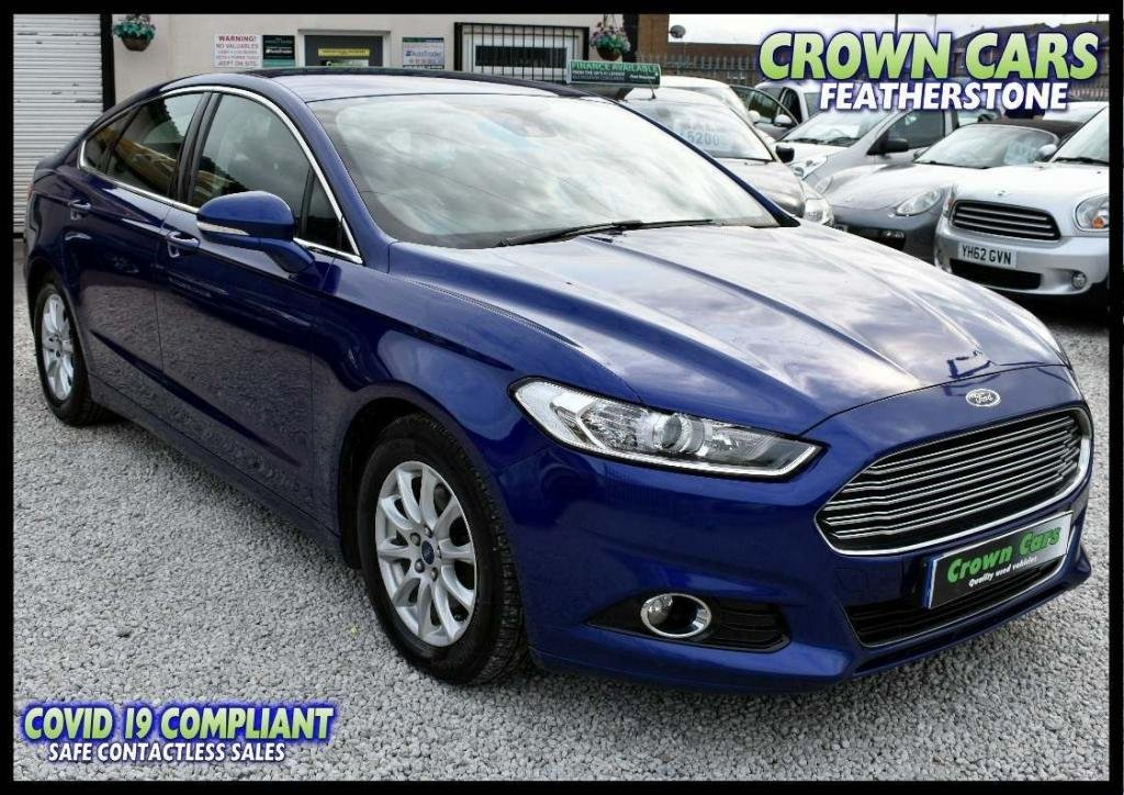 USED 2015 15 FORD MONDEO 1.6 TDCi ECOnetic Titanium (s/s) 5dr AMAZING LOW RATE FINANCE DEALS