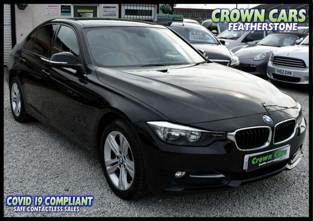USED 2015 64 BMW 3 SERIES 1.6 316i Sport (s/s) 4dr BUY ONLINE & FREE DELIVERY*