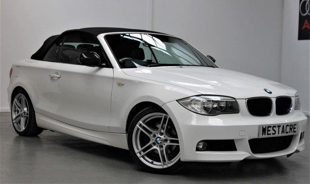 2013 R BMW 1 SERIES 2.0 118I SPORT PLUS EDITION 2d 141 BHP
