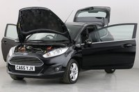 USED 2016 65 FORD FIESTA 1.2 ZETEC 3d 81 BHP BLUETOOTH | DAB | ALLOYS | AC