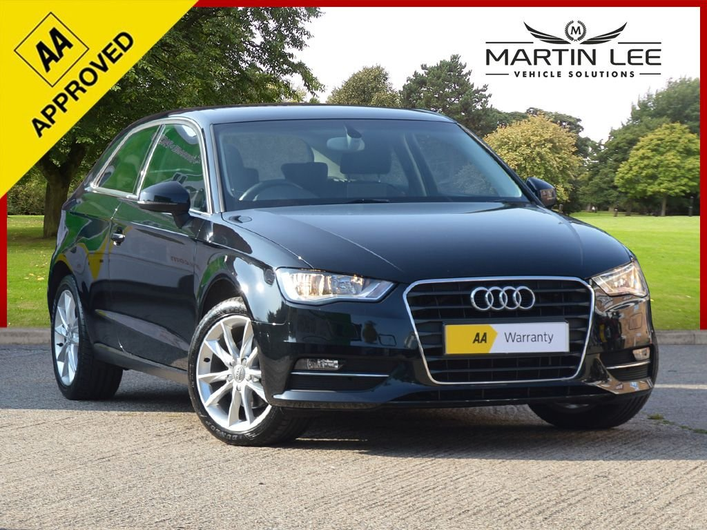 USED 2012 62 AUDI A3 2.0 TDI SE 3d 148 BHP LOW MILEAGE 3 DOOR 2.0 TDI WITH FULL SERVICE HISTORY