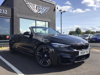 2019 BMW M4 3.0 M4 COMPETITION 2d 444 BHP £47995.00