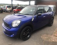 2016 MINI COUNTRYMAN 1.6 COOPER 5d 122 BHP £11690.00