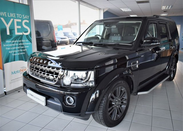 2016 16 LAND ROVER DISCOVERY 4 3.0 SDV6 GRAPHITE 5d 255 BHP